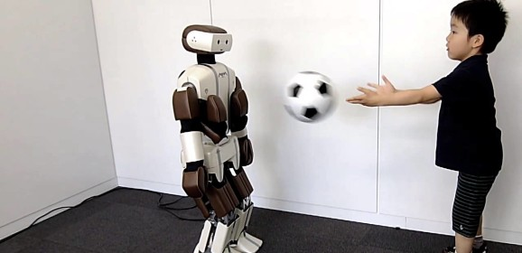 After Pepper, its ASRA C1Humanoid Robot for SoftBank