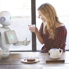 Pepper Robot can be your Emotional Companion