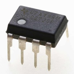 Differentiator using Operational Amplifier