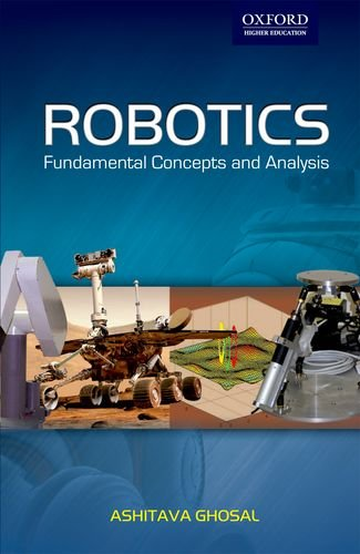 robotics fundamental concepts and analysis