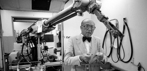 World's First Industrial Robot